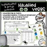 Action Verbs ....Haunted Fall & Halloween Fun
