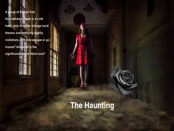 The Haunting - Creative Writing Horror Lesson