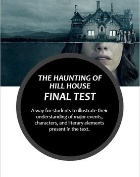 Haunting Of Hill House Worksheets Teaching Resources Tpt
