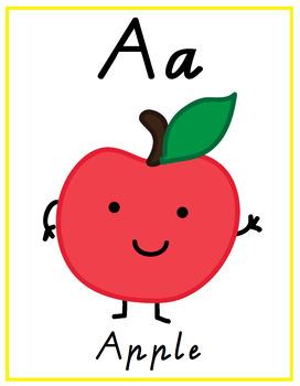 The Healthy Eating Alphabet Bundle