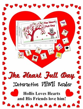 The Heart Full Day Interactive PEWE Reader - PECS style Bo