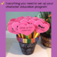 Character Education and Community Building Program with Clip Chart