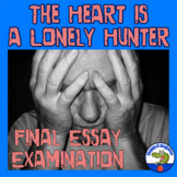 The Heart is a Lonely Hunter Final Test