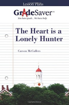The Heart is a Lonely Hunter Lesson Plan