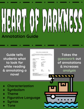 Heart of Darkness Annotation Guide