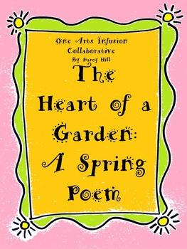 The Heart of a Garden: A Spring Poem