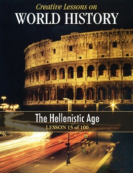 The Hellenistic Age, WORLD HISTORY LESSON 15/100, Class Game Activity+Quiz