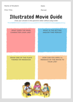The Help (2011) Movie or Novel Guide Packet + Activities + Sub Plan