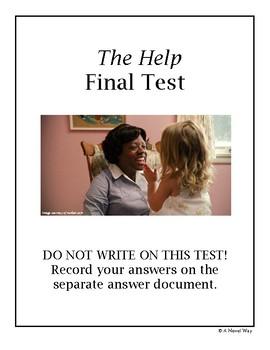 The Help Final Test