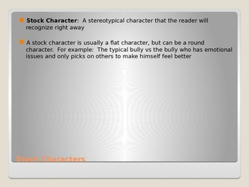The Help by Kathryn Stockett FREE Characterization PowerPoint