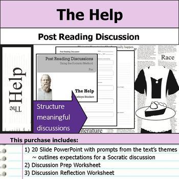 The Help by Kathryn Stockett Unit