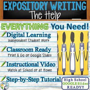 The Help By Kathryn Stockett  Text Dependent Analysis Expository  Originaljpg