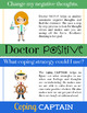 Helper Squad Posters: Cognitive Behavioral Therapy (CBT) for Elementary