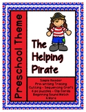 The Helping Pirate - L1 Gold Theme Unit - Preschool { PbN