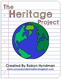 The Heritage Project {a mini-research social studies activity}
