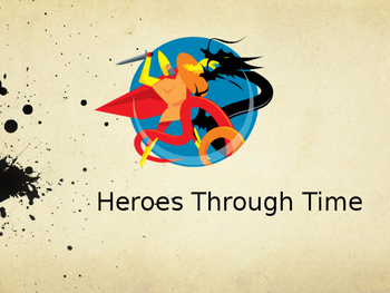 The Hero Through Time