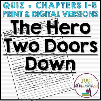 The Hero Two Doors Down Quiz (Ch. 1-5)