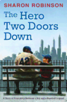 The Hero Two Doors Down: Test Questions Package (GR 3-5), by Sharon Robinson