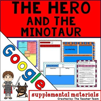The Hero and the Minotaur Journeys 6th Grade Unit 4 Lesson 18 Google Drive