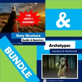 The Hero's Journey & Archetypes Bundle - Distance Learning
