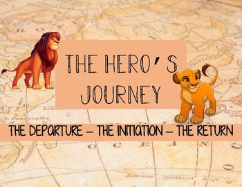 The Hero's Journey: Lion King