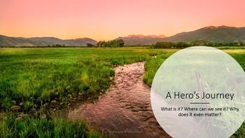 The Hero's Journey Power Point