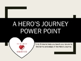 The Hero's Journey Power Point
