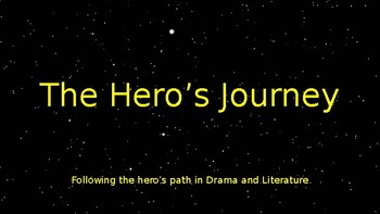 The Hero's Journey - Star Wars