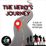 The Hero's Journey Unit Bundle