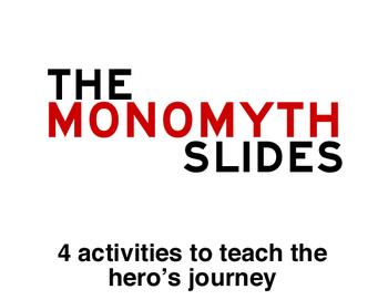 The Hero's Journey - Activity Bundle