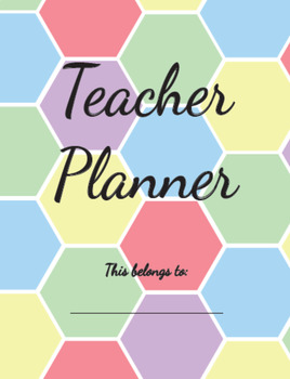 The Hex Teacher Planner