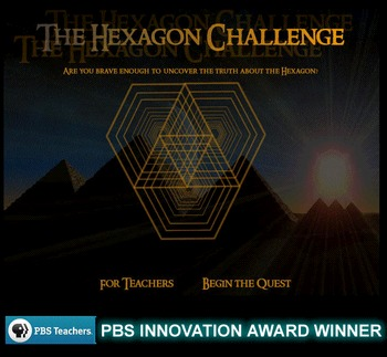 The Hexagon Challenge - An Educational Alternate Reality Game