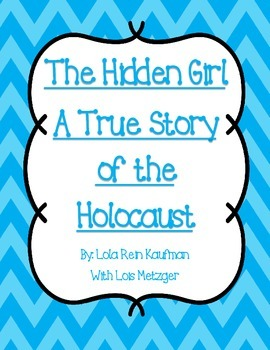 The Hidden Girl Reading Unit