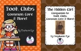 The Hidden Girl/Book Clubs - Common Core & More! Bundle