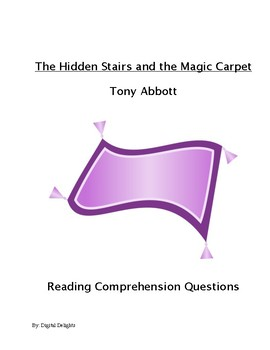 The Hidden Stairs and the Magic Carpet Reading Comprehension Questions