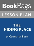 The Hiding Place by Corrie ten Boom Lesson Plans