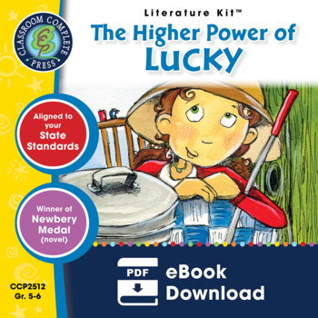 The Higher Power of Lucky Gr. 5-6