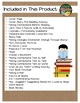 The Highest Mountain of Books in the World by Bonilla 25 Activities NO PREP