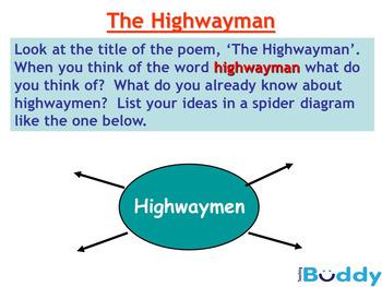 The Highwayman (Alfred Noyes)