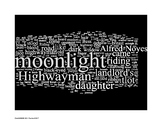 Highwayman by Alfred Noyes: Poem and Study Guide