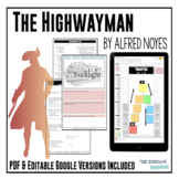 """Poetry Lesson: """"The Highwayman"""" by Alfred Noyes {Google Di"""