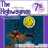 The Highwayman by Alfred Noyes Poetry Unit