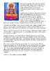The Hindu Creation Story Handout