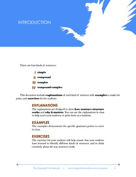 The Hippogriff Handbook: Teaching the Simple Sentence