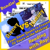 Frozen Themed Reading Activities: Explore the History behi