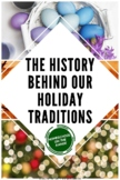 The History Behind Our Holidays {unit study bundle}