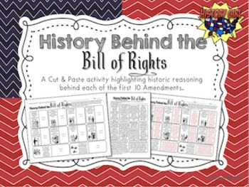 The History Behind the Bill of Rights