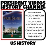 The History Channel Presidents of the United States US History