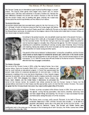 The History Of The Olympic Games - Reading Comprehension W