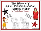 The History of Asian-Pacific American Heritage Month (Comic Book)